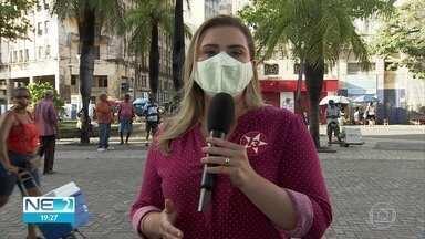 Marília Arraes promete revitalizar prédios do Centro para moradia no Recife - Ela é candidata à prefeitura pelo PT.