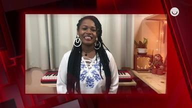 Carla Sceno, do Time Brown, define as músicas que marcaram sua vida - Confira!