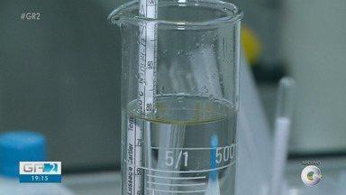 Laboratório Farmacotécnico Hospitalar da Univasf contribuiu com produção de álcool 70% - Os produtos são destinados a unidades de saúde de referência no atendimento a pacientes com Covid-19