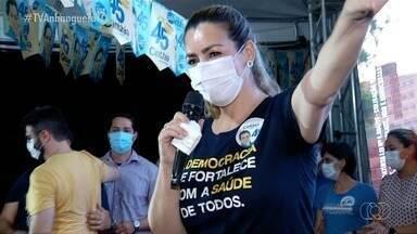 Cinthia Ribeiro teve o maior 'custo de voto' entre prefeitos eleitos nas capitais - Cinthia Ribeiro teve o maior 'custo de voto' entre prefeitos eleitos nas capitais