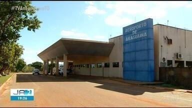 Justiça determina que aeroporto passe por readequações em Araguaína - Justiça determina que aeroporto passe por readequações em Araguaína