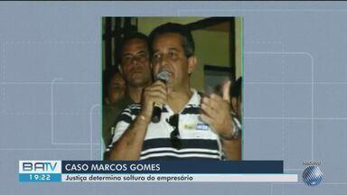 Justiça determina soltura de Marcos Gomes, suspeito de matar vaqueiro na Bahia - Empresário foi preso no mês de outubro e deve deixar o presídio em Itabuna a qualquer momento.