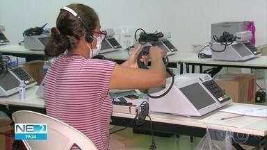 TRE inicia preparação das urnas para o segundo turno - Equipamentos serão utilizados no Recife. A preparação das urnas que serão usadas em Paulista será iniciada na segunda-feira.