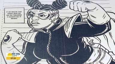 Jovens do Grajaú criam história em quadrinhos sobre a Covid-19 na periferia - Objetivo é conscientizar jovens e adolescentes para os problemas da doença.