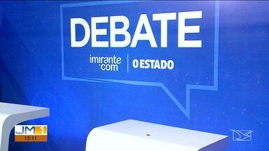 Debate com candidatas a vice-prefeita de São Luís foi cancelado - O debate entre as candidatas a vice-prefeita de São Luís, que seria realizado ontem pelo Portal Imirante e jornal O Estado teve que ser cancelado.