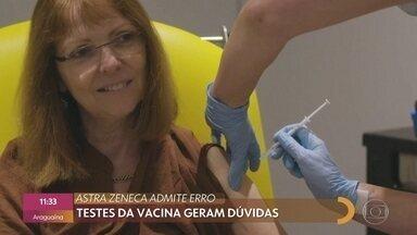 Plano nacional de vacinação deve ficar pronto na próxima semana - O plano vai definir regras, doses, quando e quem vacina antes