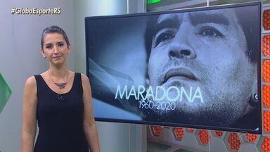 Globo Esporte RS - 26/11/2020 - Assista ao vídeo.