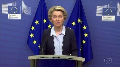Países da Europa planejam vacinação contra Covid já para dezembro - A Alemanha deve ser o primeiro país da União Europeia a vacinar parte da população na metade de dezembro. A França planeja começar no fim de dezembro. A Itália, em janeiro.