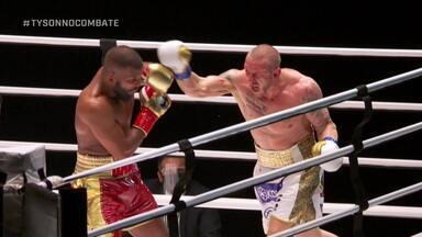 Badou Jack x Blake McKernan pelos meio-pesados do boxe internacional - Badou Jack x Blake McKernan pelos meio-pesados do boxe internacional