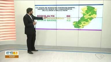 Bares e restaurantes passam a ter restrição de horário em Linhares, ES - Confira na reportagem.