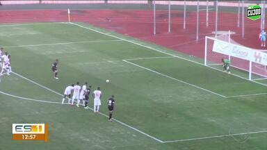 São Mateus é eliminado nas quartas de final do Campeonato Capixaba - Confira na reportagem.