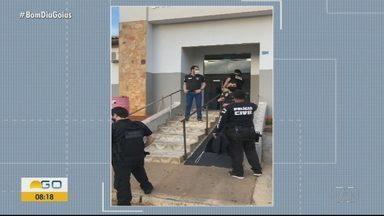 Polícia Civil apura irregularidades em exames médicos para a população, em Goiás - Operação acontece nas cidades de Goiânia e Piracanjuba.