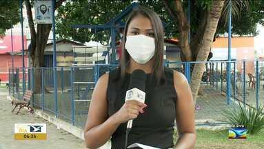Veja os números da Covid-19 em Imperatriz - Repórter Diulia Sousa apresenta na manhã desta quinta-feira (3) os números atualizados da doença na cidade.