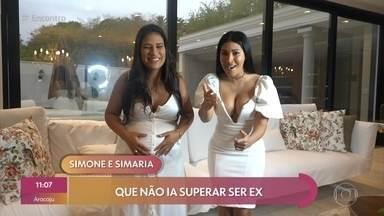 Simone e Simaria cantam 'Foi Pá Pum' - Confira