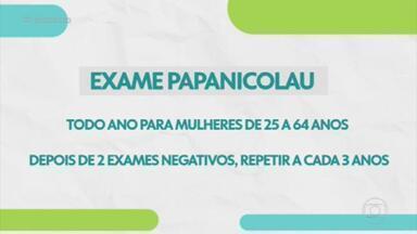 Câncer no útero: 80% das mulheres descobrem em estágio avançado - No Brasil, aproximadamente 80% das mulheres acometidas descobrem a doença em estágio avançado, quando a taxa de cura é bem menor.