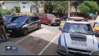 Operação prende suspeitos de integrarem quadrilha de roubo de cargas no Sul de Minas - Operação prende suspeitos de integrarem quadrilha de roubo de cargas no Sul de Minas