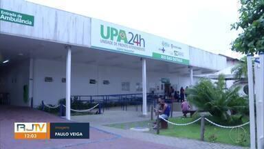Polícia analisa imagens do assassinato dentro da UPA em Rio das Ostras, no RJ - Um homem armado invadiu o local e executou um paciente com 11 tiros na madrugada desta quarta-feira (02).