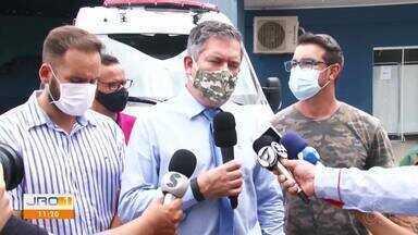 Ocupação máxima nos leitos de Ji-Paraná - Apesar da taxa estar no limite, autoridades dizem que não estão desesperadas.