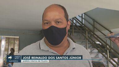 Prefeito interino assume cargo nesta quinta-feira (10) em Guaíra - Ex-prefeito e ex-vice foram presos na operação Golpe Baixo.