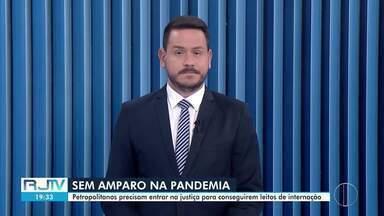 Veja a íntegra do RJ2 desta quinta-feira, 10/12/2020 - Telejornal traz as principais notícias das cidades do interior do Rio.