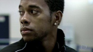 Robinho é condenado em segunda instância por violência sexual na Itália - Jogador é acusado de ter cometido abuso sexual, em Milão, em 2013. Defesa vai recorrer na suprema corte italiana.