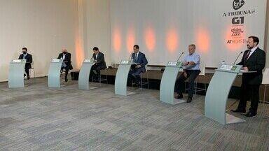 Bloco 1 debate candidatos à presidência do Santos - Confira o vídeo