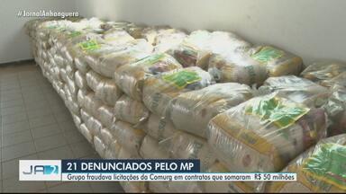 MP-GO denuncia 21 pessoas suspeitas de fraude em licitações e lavagem de dinheiro - O esquema teria rendido ao grupo contratos que passam de R$ 50 milhões.