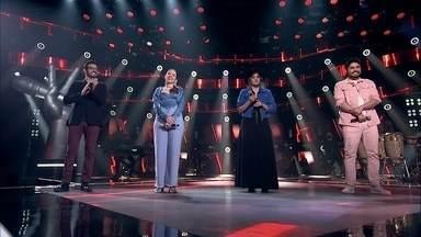 The Voice Brasil - Programa do dia 15/12/2020, na íntegra - Confira as apresentações que marcaram a definição dos quatro finalistas desta temporada do The Voice Brasil