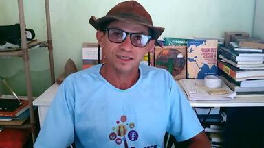 Líder comunitário cria biblioteca em Heliópolis para diminuir analfabetismo local - Líder comunitário cria biblioteca em Heliópolis para diminuir analfabetismo local