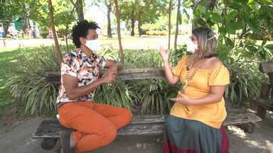 Enfermeira baiana cria Cantinho da Leitura em hospital - Enfermeira baiana cria Cantinho da Leitura em hospital
