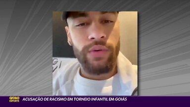 Neymar e Gabriel Jesus mandam recado a garoto após acusação de racismo em torneio infantil - Neymar e Gabriel Jesus mandam recado a garoto após acusação de racismo em torneio infantil
