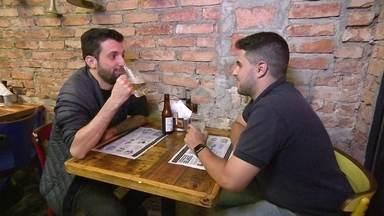 Empresário investe em bar sem bebida alcoólica e fatura R$ 150 mil por mês - Foco do estabelecimento é na geração Z, público no qual, segundo pesquisas, é mais preocupado com a saúde do corpo e da mente.
