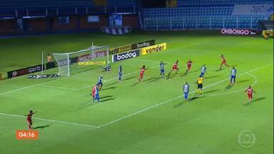 CRB vence o Avaí pela Série B do Brasileirão; Vasco e Botafogo passam por mudanças - O CRB venceu o Avaí por 1 a 0.