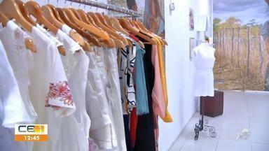 Você vai comprar roupa nova para o réveillon - Saiba mais em g1.com.br/ce
