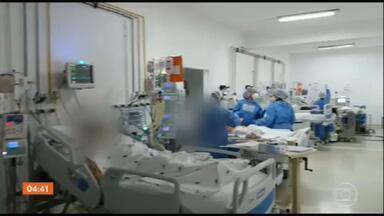 SP registra maior número de internações de pacientes com Covid em UTI desde agosto - São mais de 5,1 mil pessoas hospitalizadas no estado. De acordo com especialistas, essa situação pode piorar nos próximos dias.