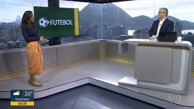 Fluminense vence Flamengo de virada no Maracanã - Ainda teve jogo do Botafogo, que se complicou ainda mais no campeonato após perder para o Athletico Paranaense.