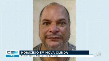 Homem é assassinado em Nova Olinda - Saiba mais em g1.com.br/ce