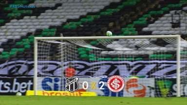 Inter é vice-líder do Campeonato Brasileiro - Assista ao vídeo.
