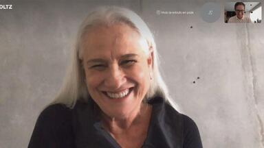 """Vera Holtz fala da expectativa de voltar a gravar - A atriz, que estava gravando a novela """"Nos Tempos do Imperador"""", revelou que deve voltar aos estúdios para retomar as gravações na terceira semana de janeiro."""