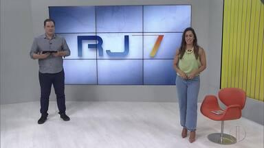 RJ1 Inter TV - Íntegra da edição desta sexta-feira, 08/01/2021 - Apresentado por Ana Paula Mendes, telejornal traz as principais notícias do interior do Rio.