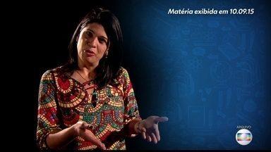 Projeto Educação: professora explica as conjugações de verbos no passado em espanhol - Alguns verbos seguem uma regra e outros mudam completamente.