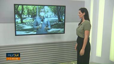 Motorista do Samu é baleado durante discussão em Foz do Iguaçu - Ele não estava em horário de trabalho. Suspeito ainda não foi preso.