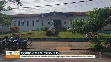Coronavírus: Autoridades de saúde de Curvelo pedem ajuda da população para enfrentamento - Nesse fim de semana foram confirmados 20 novos casos.