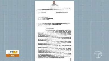 Confira as ações para conter o avanço do novo coronavírus nos municípios do oeste do Pará - Veja como estão as ações em Alenquer, Mojuí dos Campos e Juruti.