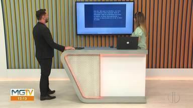Confira a participação dos telespectadores (Parte 1) - Telespectadores participam do MG1.