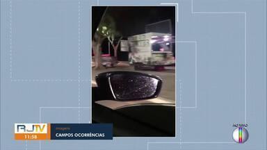 Prefeito de Campos promove trabalho de combate às aglomerações na cidade - Medidas são para conter os números de Covid-19.