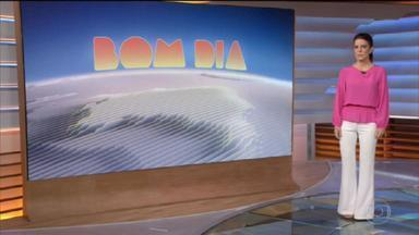 Bom Dia Brasil - Edição de 13/01/2021 - O telejornal, com apresentação de Chico Pinheiro e Ana Paula Araújo, exibe as primeiras notícias do dia no Brasil e no mundo e repercute os fatos mais relevantes.