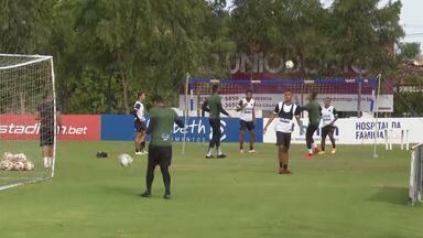 Botafogo-PB decide emprestar dois jogadores e segue desmontagem do elenco de 2020 - Volantes Everton Heleno e Wellington César vão atuar por outras equipes em 2021