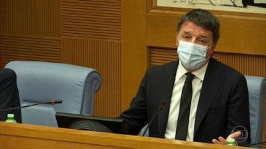Itália enfrenta crise política após renuncia de duas ministras - Partido do ex-primeiro-ministro Matteo Renzi rompeu com o governo do atual premiê Giuseppe Conte. O governo perdeu a maioria parlamentar e vai tentar renegociar as alianças.