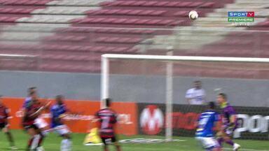 Veja o gol de Cruzeiro 0 x 1 Oeste pela Série B do Campeonato Brasileiro - Veja o gol de Cruzeiro 0 x 1 Oeste pela Série B do Campeonato Brasileiro